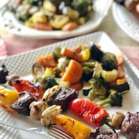 Stemple Creek Ranch Cubed Beef Kabob Meat