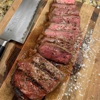 Stemple Creek Ranch Dry-Aged Beef New York Strip Steak