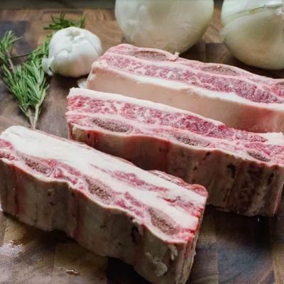 Flanken-Cut Beef Short Ribs