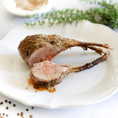 Rack of Lamb (Bone-In)