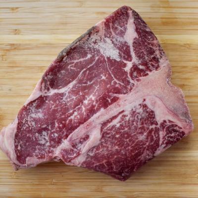 Dry-Aged Beef Porterhouse Steak (Bone-In)