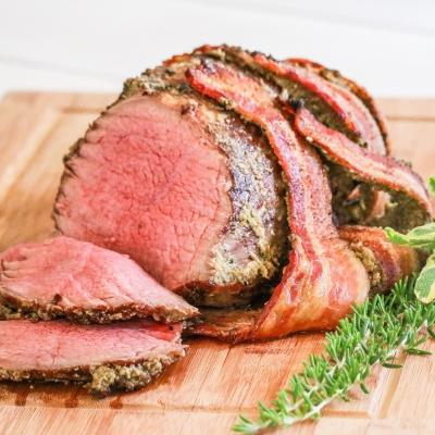 Beef Eye of Round Roast