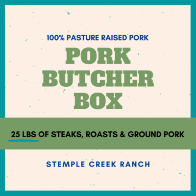 Pork Butcher Box