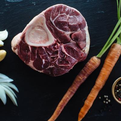 Beef Shank (Bone-In)