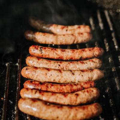 Country Sage Pork Sausage Links