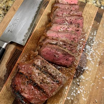 Dry-Aged Beef New York Strip Steak