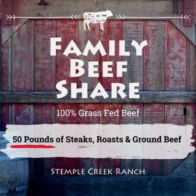 Family Beef Share