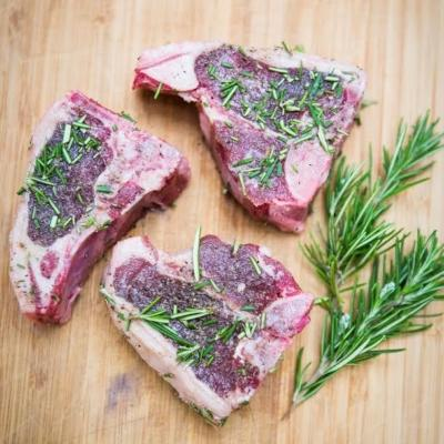 Lamb Loin Chops (4 or 8 Pack)