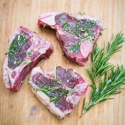 Lamb Loin Chops (4 or 8 Pack)