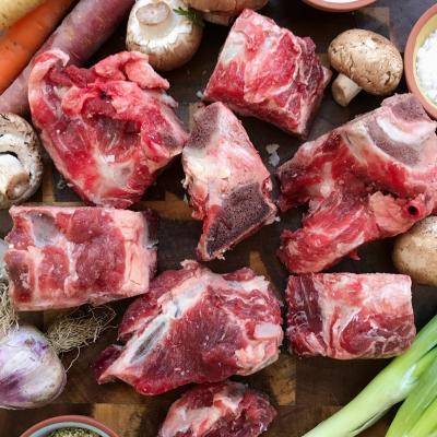 Beef Meaty Neck Bones