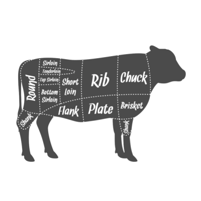 Whole Veal (Pick Up at Butcher Shop)