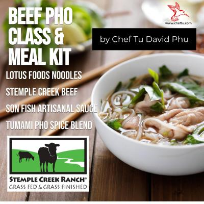 Beef Pho Meal Kit