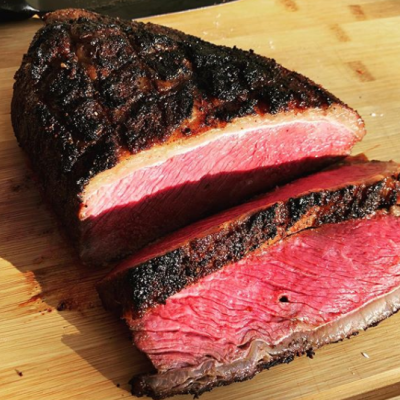 Beef Top Sirloin Cap Steak
