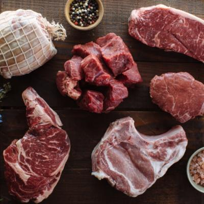 Beef & Rancho Llano Seco Pork Bundle