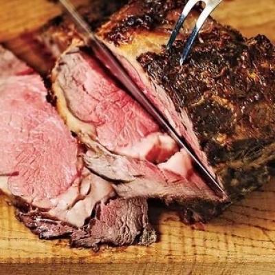 Holiday Pre-Order 3-Bone Beef Prime Rib Roast