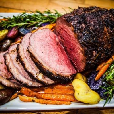 Beef Top Sirloin Roast