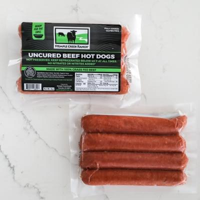 Classic All Beef Hot Dogs