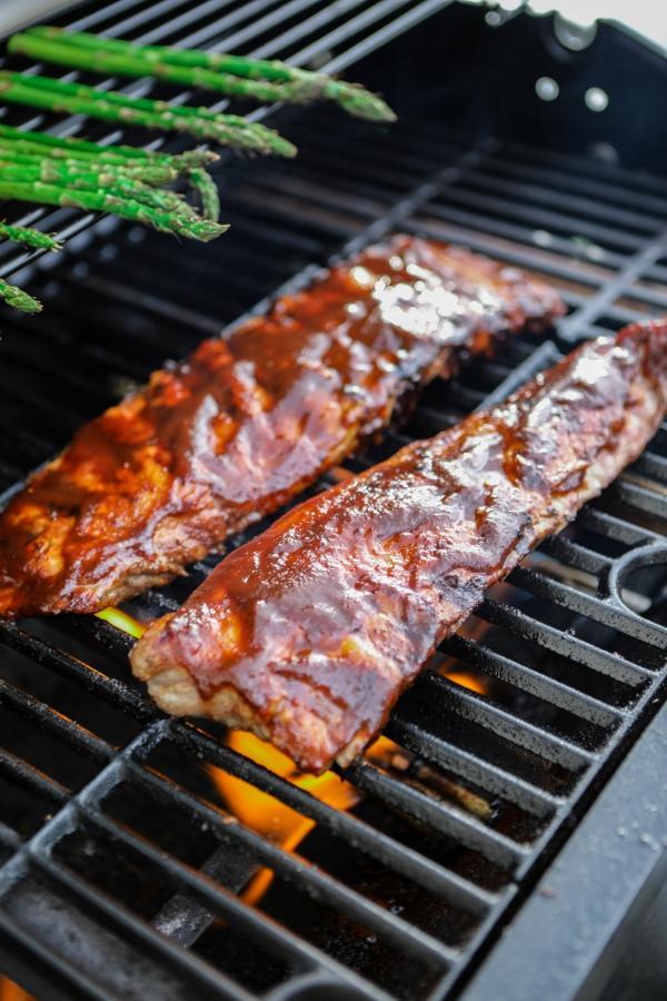 Stemple Creek Ranch Pork Spare Ribs