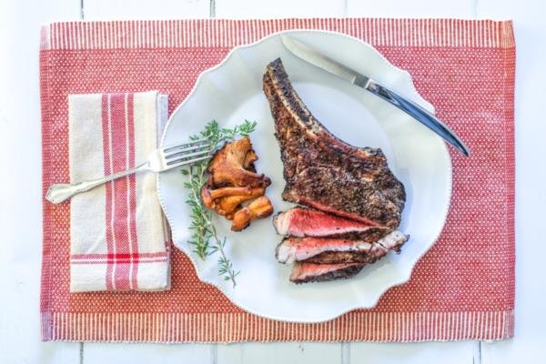Stemple Creek Ranch Beef Ribeye Steak (Bone-In)