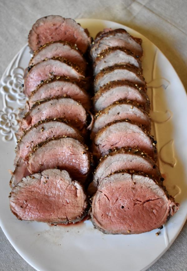 Stemple Creek Ranch Holiday Pre-Order Beef Tenderloin Roast
