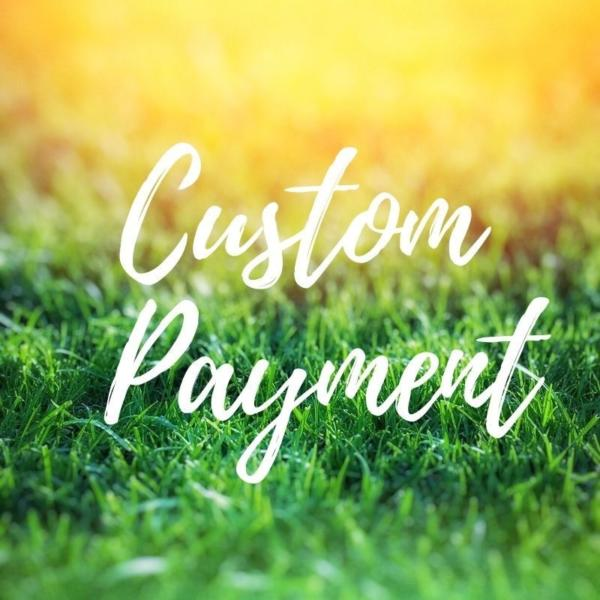 Stemple Creek Ranch Custom Payment