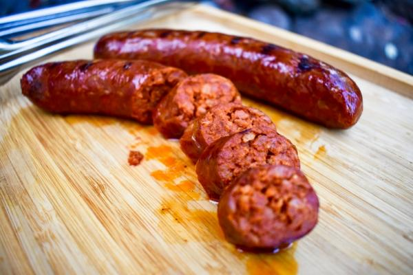Stemple Creek Ranch Pork Linguica Sausage