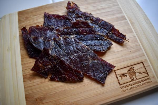 Stemple Creek Ranch Honey Pepper Beef Jerky