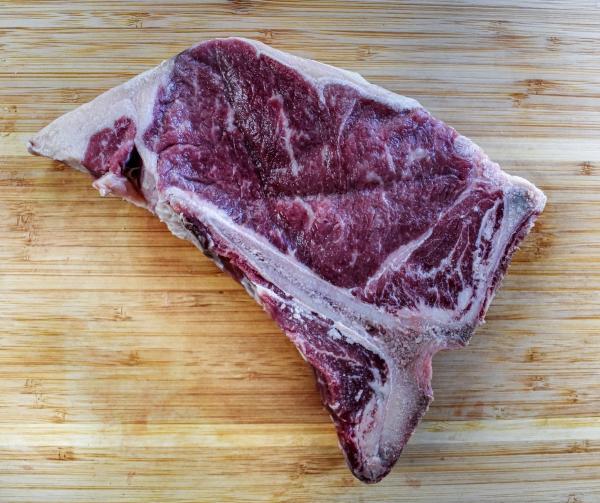 Stemple Creek Ranch Dry-Aged T-Bone Steaks (Bone-In)