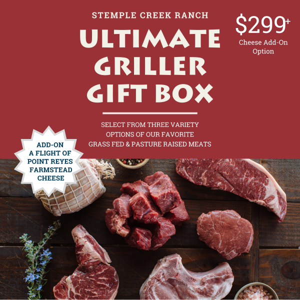 Stemple Creek Ranch Ultimate Griller Gift Box