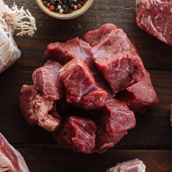 Stemple Creek Ranch Cubed Beef Stew Meat