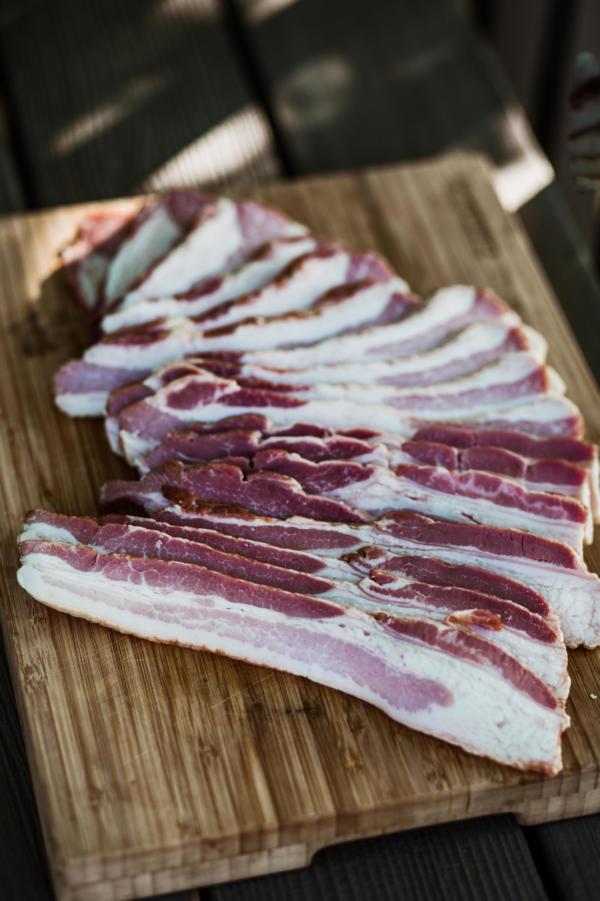 Stemple Creek Ranch Smoked Pork Maple Bacon