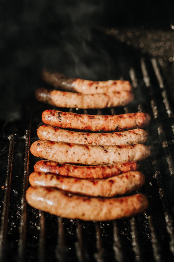 Stemple Creek Ranch Country Sage Pork Sausage Links