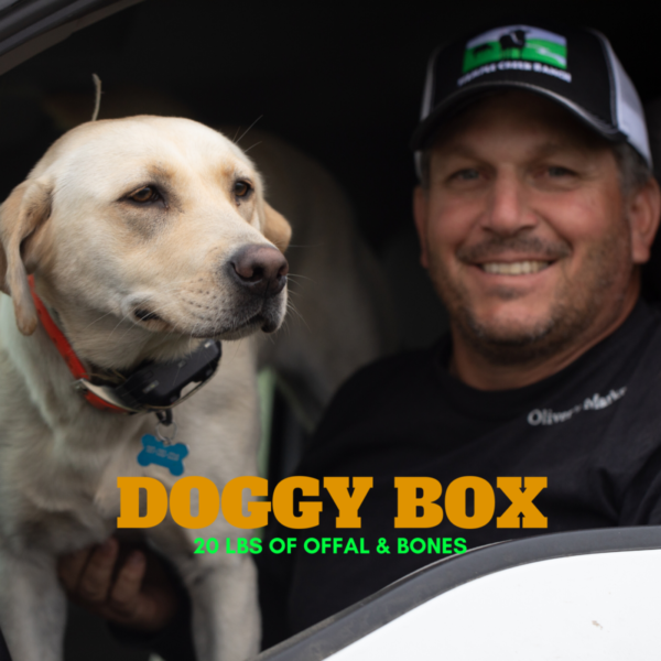Stemple Creek Ranch Doggy Box