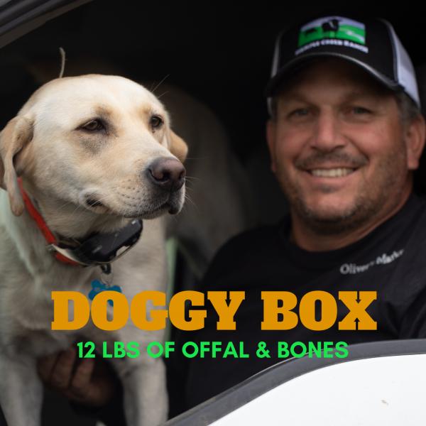 Stemple Creek Ranch Doggy Box