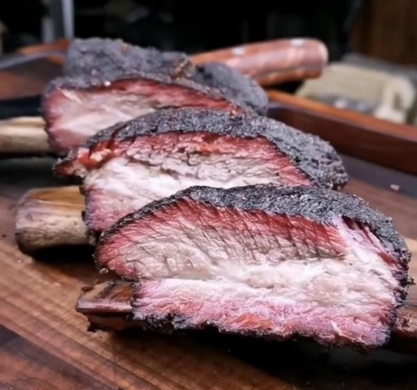 Stemple Creek Ranch English-Cut Beef Short Ribs