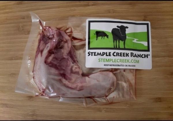 Stemple Creek Ranch Lamb Tongue