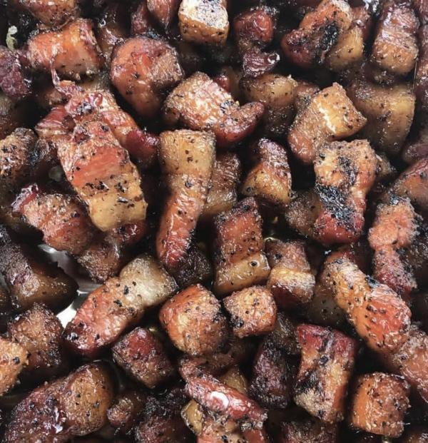 Stemple Creek Ranch Pork Maple Bacon Ends