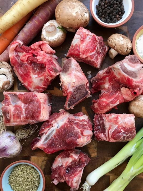 Stemple Creek Ranch Beef Meaty Neck Bones