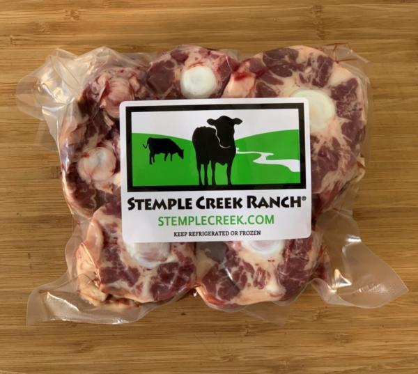 Stemple Creek Ranch Beef Oxtail
