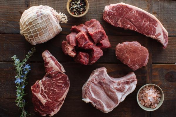 Stemple Creek Ranch Beef & Rancho Llano Seco Pork Bundle