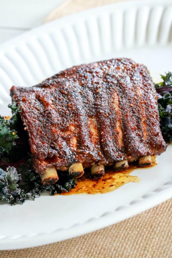 Stemple Creek Ranch Pork Spare Ribs