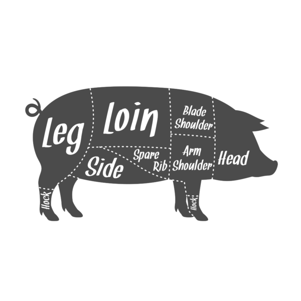 Stemple Creek Ranch Whole Pig (Pick Up at Butcher)