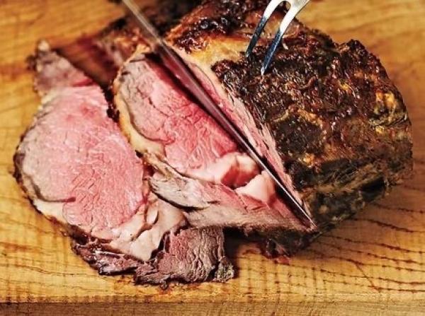 Stemple Creek Ranch Holiday Pre-Order 3-Bone Beef Prime Rib Roast