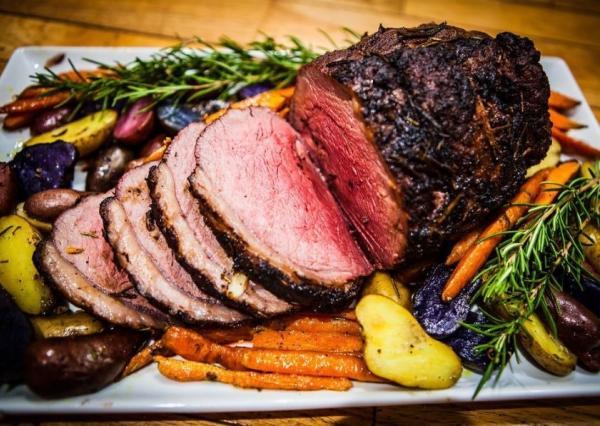 Stemple Creek Ranch Beef Top Sirloin Roast