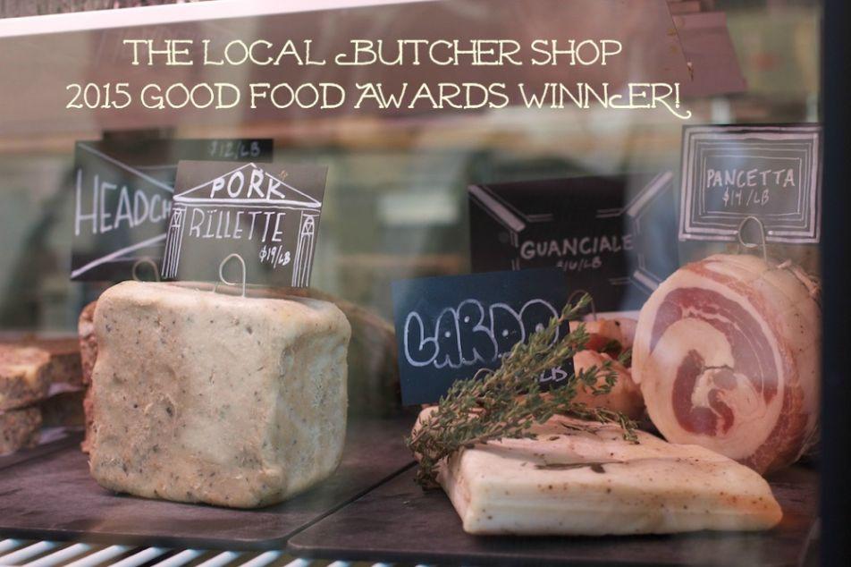 Local Butcher Charcuterie