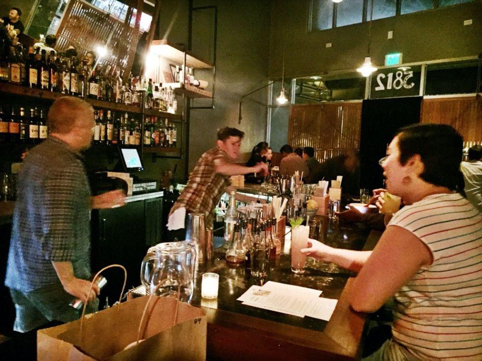 Ramen Shop Bar
