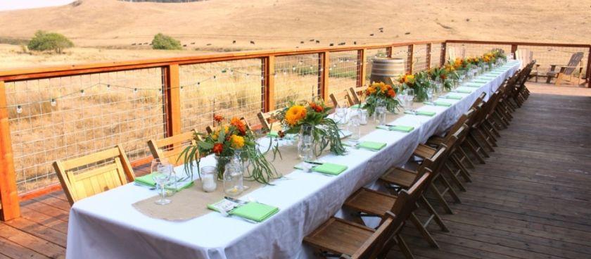 Farm Dinner at the Ranch