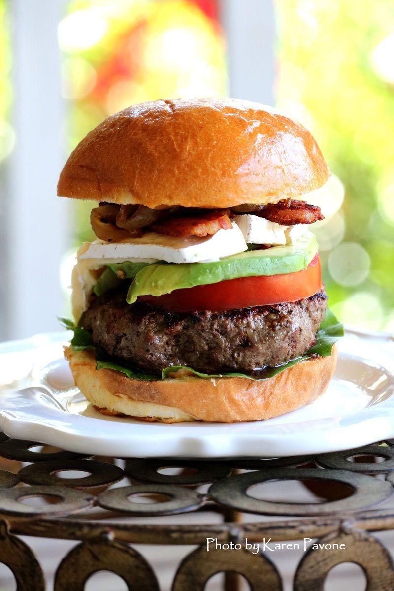 Scrbest Burger