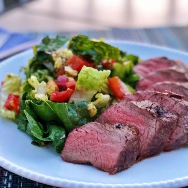 Keto/Paleo/Whole30 Steak the Stemple Way