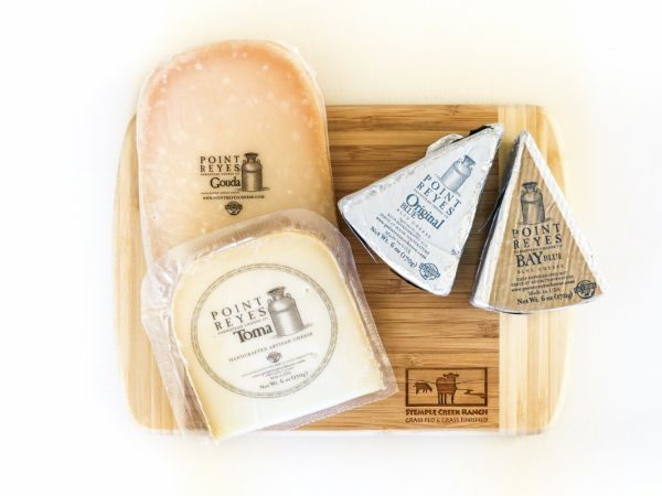 Pairing with Point Reyes Cheese!